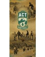 """Map Touratech """"ACT Portugal"""" 1:1100000"""