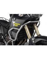 Stainless steel fairing crash bar Yamaha Tenere 700