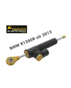 Touratech Suspension steering damper *CSC* for BMW R1200R from 2015 *including mounting kit*