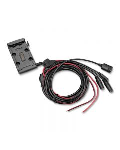 """Power cable for Garmin zumo 590/ 595, motorcycle, """"with open cable-ends"""""""