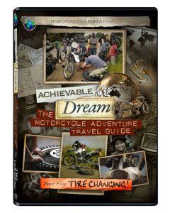 VIDEO DVD The Achievable Dream Part five - Tire Changing