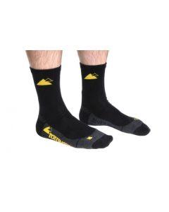 "TOURATECH ""Heavy Duty Riding Socks"" with DEO®DORANT Effect, socks"