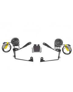 Set of LED auxiliary headlights fog/fog for Honda CRF1000L Africa Twin / CRF1000L Adventure Sports