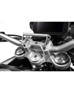 GPS Handlebar Bracket Adapter GPS Bracket Adapter/Bracket for Navigation Systems BMW F850GS/ F850GS Adventure/ F750GS